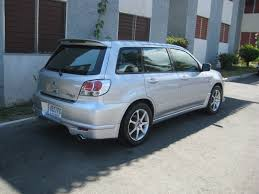 mitsubishi cedia modified mitsubishi airtrek history of model photo gallery and list of