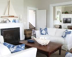 amazing blue and white living room decorating ideas 80 about