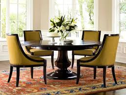 Modern Round Kitchen Tables Modern Round Dining Table With Leaf Starrkingschool