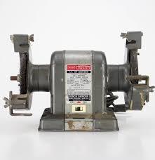 sears craftsman 1 4 hp bench grinder ebth