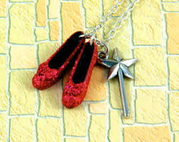 wizard of oz jewelry etsy