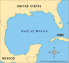 map of the gulf of mexico gulf of mexico britannica homework help