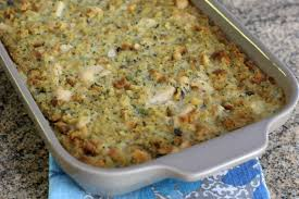 stuffing casserole recipe thanksgiving chicken and dressing casserole recipe
