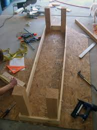 home kids life building an easy bench