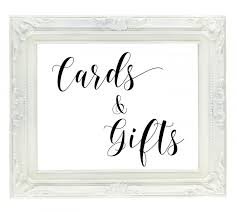 sign a wedding card cards gifts wedding sign printable wedding sign gift table
