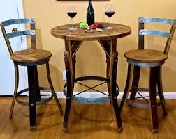 Napa Bistro Table Bistro Set Etsy