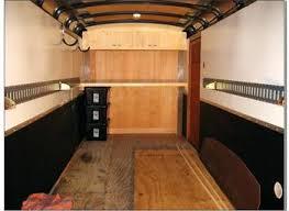 v nose trailer cabinets v nose enclosed trailer cabinet livingurbanscape org