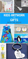 23 ways to turn your kids artwork into gifts non toy gifts