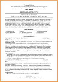 Resume Format Drivers Job by Driver Job Resume Free Resume Example And Writing Download