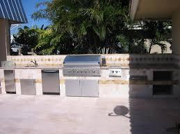 cheap outdoor kitchen ideas hgtv regarding gas grill for outdoor