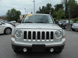 silver jeep patriot 2012 2011 used jeep patriot 4wd 4dr sport at hg motorcar corporation