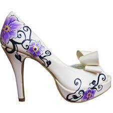 wedding shoes purple bridal shoes low heel 2015 flats wedges pics in pakistan mid heel