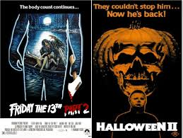 halloween ii big screen screener competing film showdown friday the 13th
