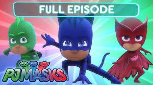 pj masks owlette moonball episode