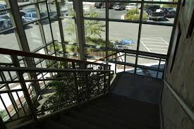 custom fabricated metal stairs and railings boise metal works