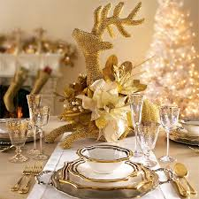 christmas dinner table decorations home dzine home decor decorate the christmas dining table