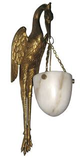 Antique Art Deco Wall Sconces Antique Lighting Wide Selection Of Antique Wall Sconces Period