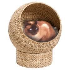 divanetti per gatti cuccia divanetto nicchia per gatti in foglia di banano naturale