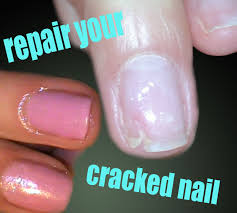 how to patch a natural nail video tutorial youtube