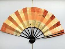 japanese fans antique japanese fans ebay
