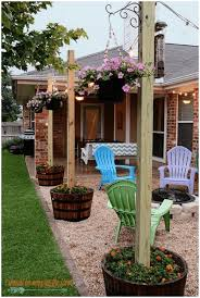 Easy Diy Patio Furniture by Backyards Cozy Diy Backyard Ideas On A Budget Outdoor Furniture