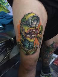 batman minion tattoo 17 minion tattoo images and picture ideas