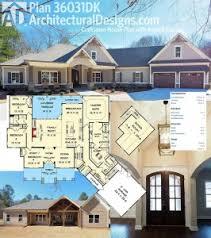 house plan plan 36031dk craftsman house plan with angled garage