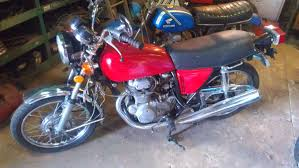 honda cb250 model year help needed