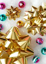 large gift bows big bow gift toppers a subtle revelry