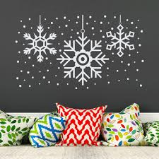 compare prices on window shop furniture online shopping buy low 96x56cm merry christmas snowflake bell vinyl wall sticker decals home decor shop market glasss window stickers