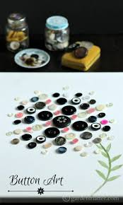 284 best art buttons nature images on pinterest button crafts