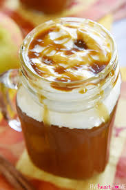 caramel apple cider starbucks copycat