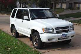 wax isuzu trooper problems service manual 8 info motor