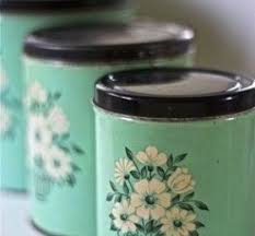 vintage kitchen canister decorative kitchen canisters sets decor