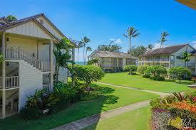 Kauai Cottages On The Beach by Islander On The Beach Condo 214 Studio Garden View Condo Kauai