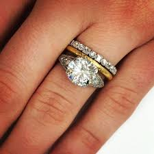 Stacked Wedding Rings by 21 Best Rings For Stacking Images On Pinterest Jewelry Rings