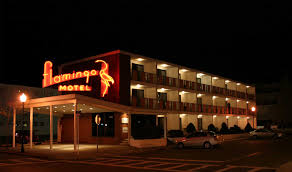 Ocean City Md Map Downtown Ocean City Md Motels Flamingo Motel Affordable Lodging