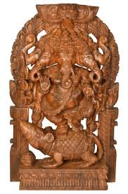 buy wooden sculptures buy large wood sculptures hindu statues indian exoticindia