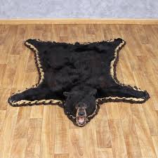 black bear rug for sale 11161 the taxidermy store