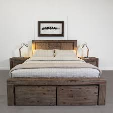 cube king bed frame sleeping giant