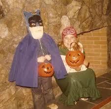 Bigfoot Halloween Costume Kids Vintage Halloween Gallery 1970s Plaidstallions