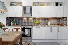 Home Interior Design Ideas All About Home Design Part - Modern kitchen white cabinets
