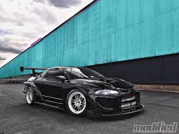 modified mitsubishi 1995 mitsubishi eclipse gsx modified magazine