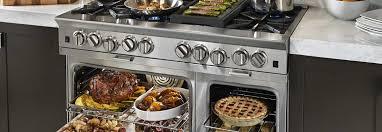 cuisine au gaz cuisinières au gaz professionnelles