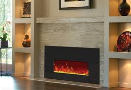 Electric Fireplace Insert Installation by The Modern Electric Fireplace Beat Installation Hurdles With Zero