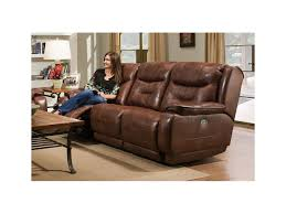 Flexsteel Upholstery Fabric Living Room Southern Motion Power Reclining Loveseat Recliner