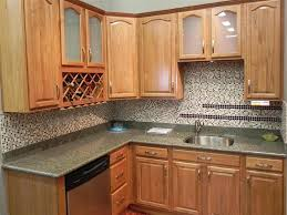 how to clean wood kitchen cabinets home design