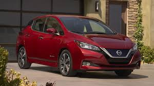 nissan leaf news 2018 the new 2018 nissan leaf might be the best replacement for the vw