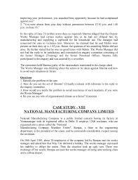 Scannable Resume Sample by 240136886 Case Studies