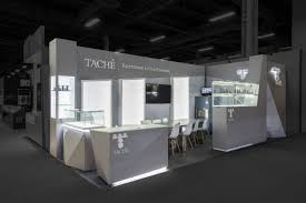 las vegas trade show booth rentals custom exhibits displays 10x30 custom booth at jck las vegas